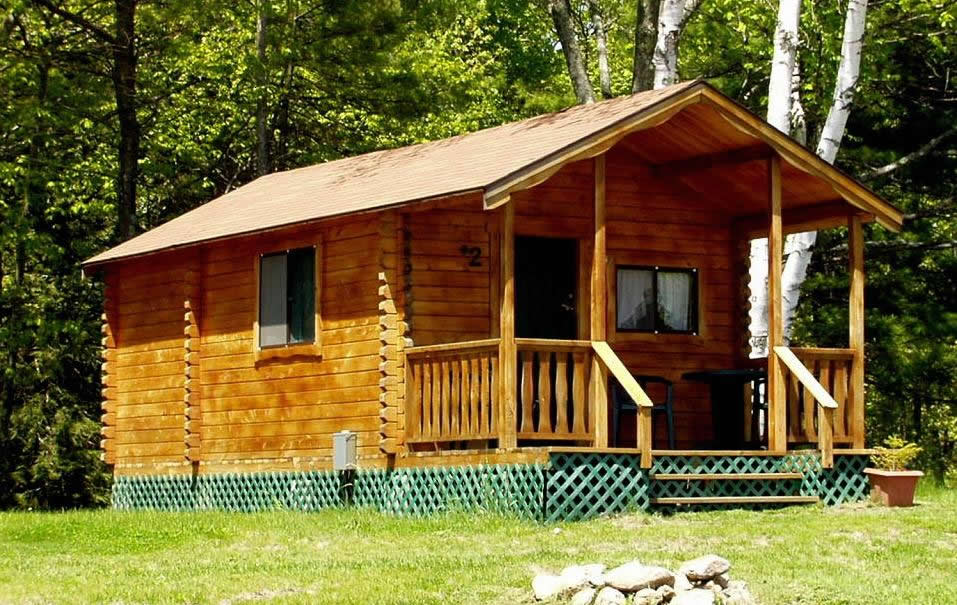 Cottage camping near me